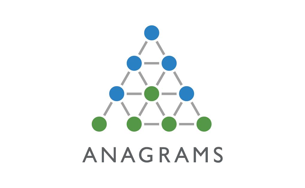 画像:アナグラム株式会社ロゴ