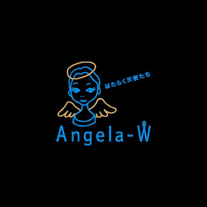 画像:Angela-Wロゴ