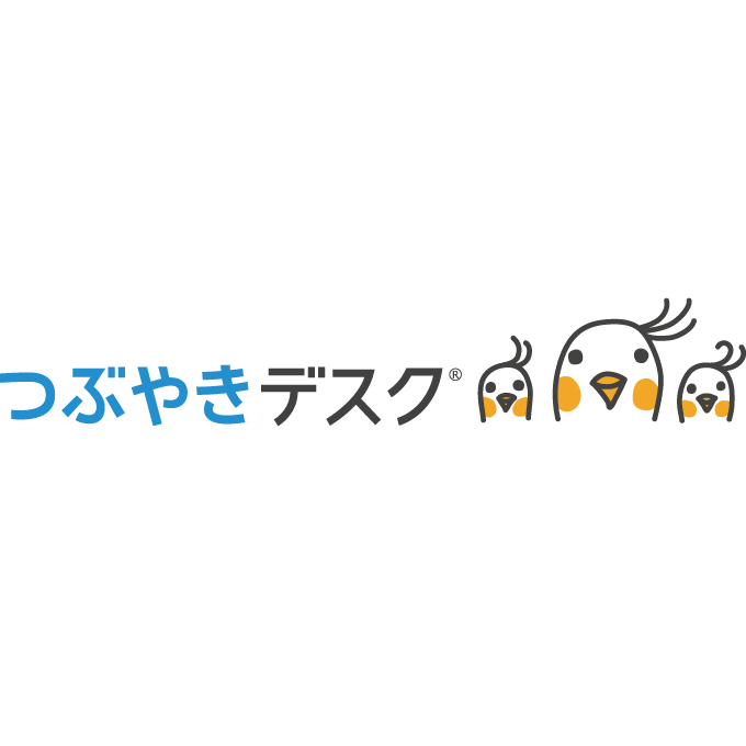 画像:つぶやきデスクロゴ